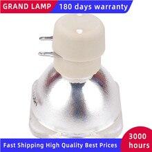 100% חדש תואם מקרן חשוף מנורה 5J.J6L05.001 עבור BenQ MS517 MX518 MW519 MS517F MX518 מקרנים Happybate