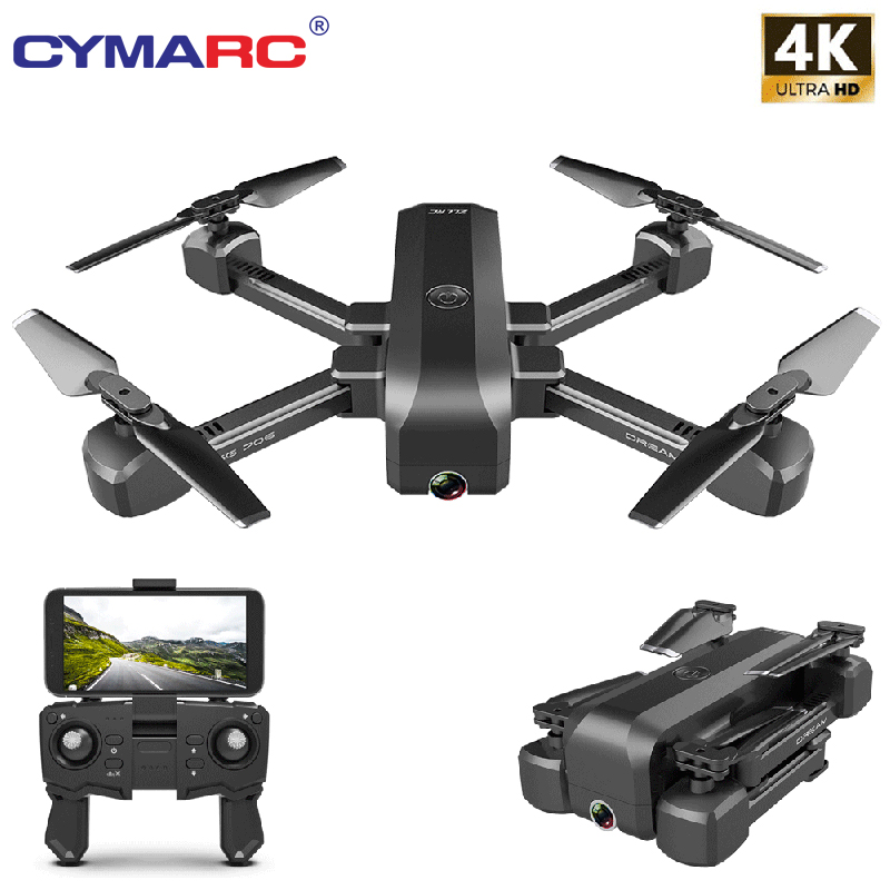 SG706 RC Drone With 50 Times Zoom WiFi FPV 4K/1080P Dual Camera Optical Flow RC Quadcopter Foldable Professional Drone VS Xs816