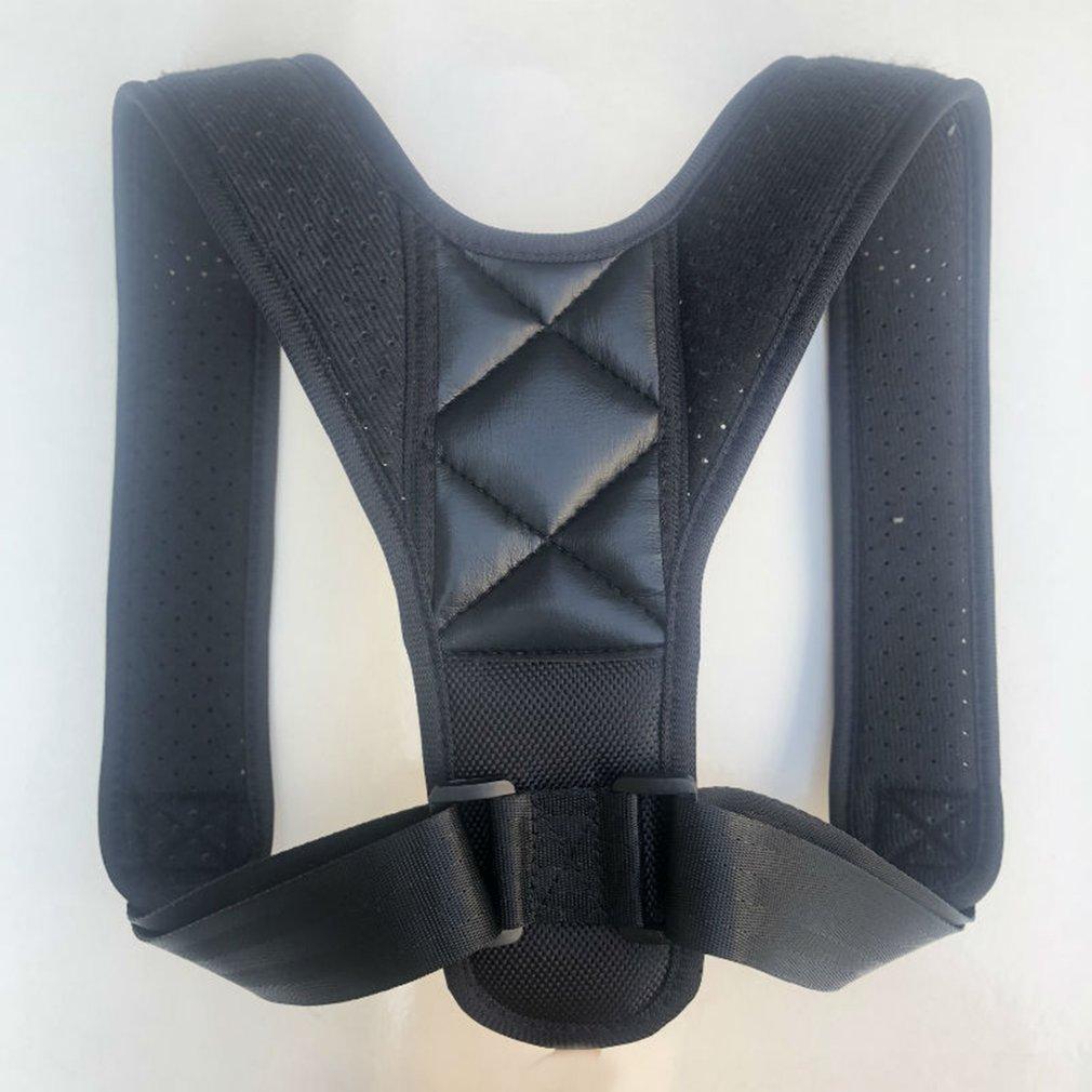 Upper Back Posture Corrector Posture Clavicle Support Corrector Back Straight Shoulders Brace Strap Corrector