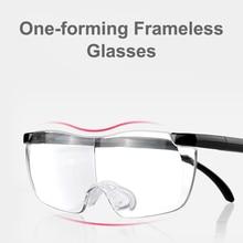 Magnifying Frame Presbyopic-Glasses Comfy-Light Lupa Elder with Eyewear 250-Degree