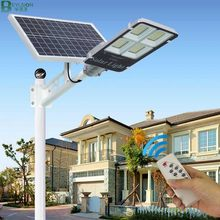 BEYLSION solaire LED lampadaire 300W 200W 100W 50W 30W 20W 10W solaire jardin lumière lampadaire LED solaire LED lumière solaire en plein air