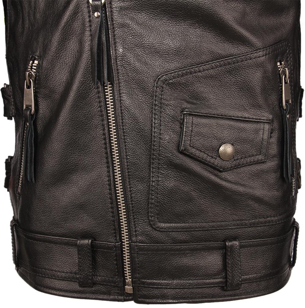 H9f19124da2544c2786330b819c79b0ae1 Vintage Motorcycle Jacket Slim Fit Thick Men Leather Jacket 100% Cowhide Moto Biker Jacket Man Leather Coat Winter Warm M455