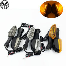 LED Turn Signal Light Indicator Lamp For KAWASAKI KLE Versys 1000 Versys 650 ZRX 1200 ER-6N 2009-2018 Motorcycle Accessories