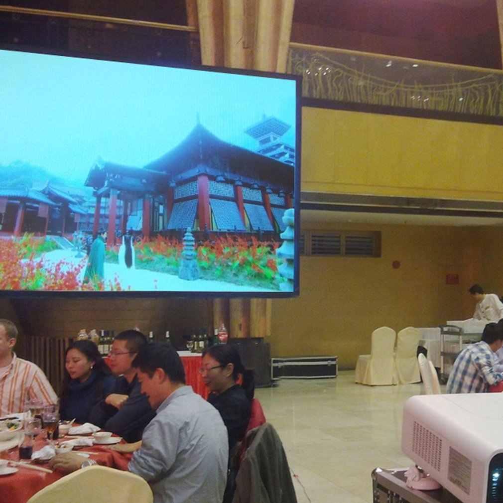 """100 """"휴대용 프로젝터 스크린 16:9 4:3 회의 프레젠테이션 HD 프로젝션 스크린 주거용 교육용"""