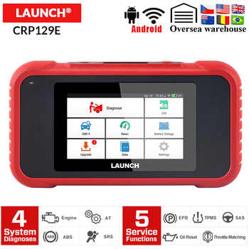 Launch X431 CRP129E Creader 129E obd 2 Diagnostic Tool Code Reader Launch diagnosis scanner with 5 Reset Functions CRP NT650 129 - DISCOUNT ITEM  38% OFF All Category