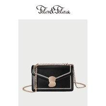 FELIX&FELICIA Brand PU leather crossbody bags for women 2019 ladies luxury designer shoulder chain messenger small flap bag цена в Москве и Питере