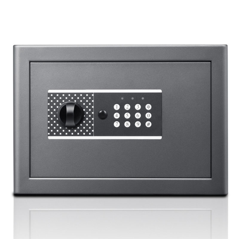 Safety Box Anti-theft Electronic Storage Bank Security Money Jewelry Storage Collection Home Office Security Storage Box DHZ0047