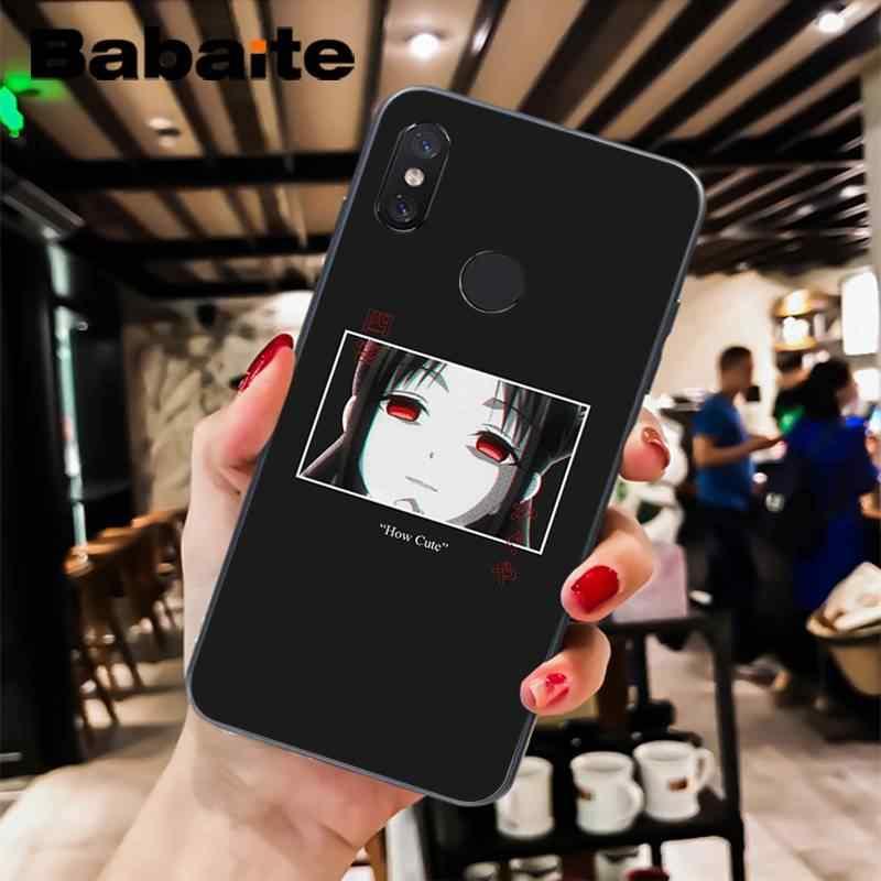 Babaite эстетический аниме мультфильм девушка на заказ фото мягкий чехол для телефона для XiaoMi 6 MIX2 8SE K20 REDMI 5A NOTE4X 7 6A Чехол для мобильного телефона