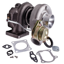 CT26 Turbine Turbo Charger For TOYOTA Landcruiser 4.0L HJ61 17201-68010 136HP Water Cool 17201-74010, 1720174010 Turbolader ct26 turbocharger core 17201 17010 turbine cartridge 17201 17030 17201 17030 turbo chra for toyota landcruiser td hdj80 81 1hd t