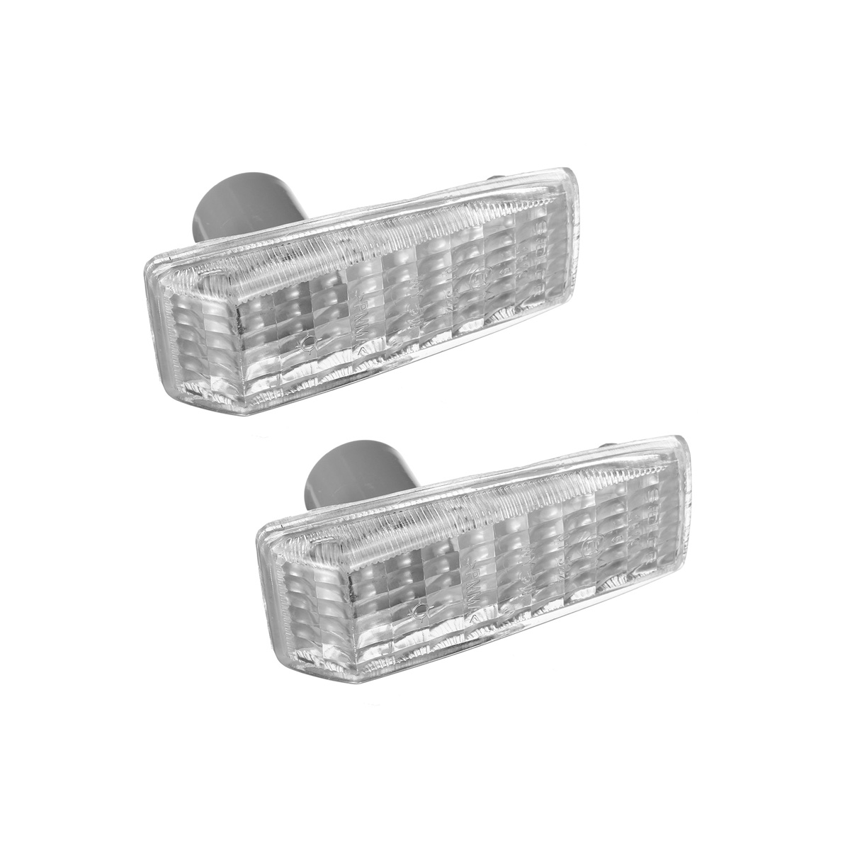 2x Mercedes A-Class W169 18-LED Front Indicator Repeater Turn Signal Light Bulbs