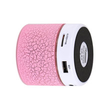 NEW LED MINI Bluetooth Speaker A9 TFB FM Wireless Portable Music Sound Box Subwoofer Loudspeakers For phone PC(China)