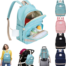 Baby Diaper Bags Large Nappy Bag Upgrade Baby bag Fashion Waterproof Mummy Bags Maternity Travel Backpack Nursing Mom Handbag baby diaper bag with usb interface large baby nappy changing bag mummy maternity travel backpack for mom nursing bags