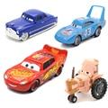 1:55 Disney «Тачки» литье металла автомобиля игрушки Lightning McQueen Джексон Storm Мак дядя модель грузового автомобиля игрушка мальчика подарок на день...