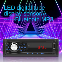 Ymesy 2021 novo produto SWM-1028 12v universal carro bluetooth mp3 player suporta tf cartão u disco fm rádio do carro leitor de música