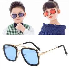 GD5002 Vintage New Kids fashion Sunglasses Boys Girls luxury brand Sun Glasses Safety Gift Children Baby UV400 Eyewear