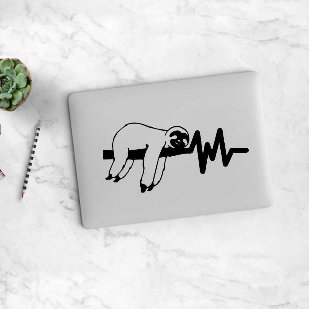 귀여운 곰 노트북 스킨 스티커 비닐 스티커 노트북 보호 데칼 피부 장식