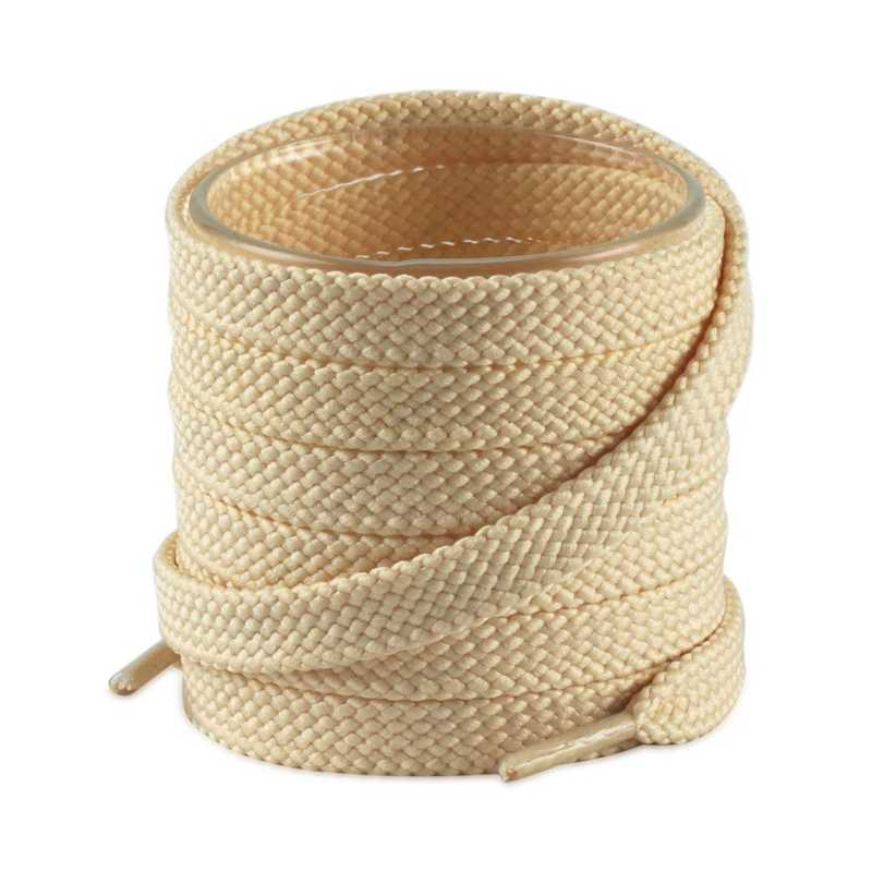 Flat Shoelaces Double Hollow Woven Off White  Shoe laces Suitable for all kinds of shoes Do not fade high quality Shoe lace