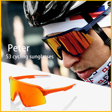 Peter Limited Outdoor Sports Bicycle Sunglasses S3 UV400 Cyc