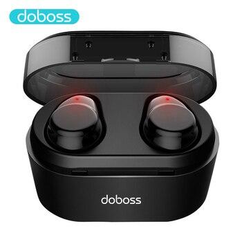 Sport Kopfhörer Bluetooth | TWS Drahtlose Kopfhörer Hifi Stereo Super Bass Bluetooth V5.0 Kopfhörer Mit Mic Sport Earbuds Headset Für Telefon Mit Ladegerät Box