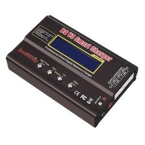 Image 2 - B6 v3 80w 6a lipo bateria balance carregador descarregador versão de atualização com adaptador de alimentação