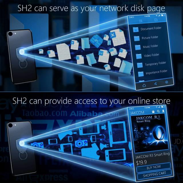 JAKCOM SH2 умный комплект держателей, супер ценность, как 5s, быстрая зарядка, банки питания 50000 мАч 18650, поддержка сотовых телефонов, телефонная ст...