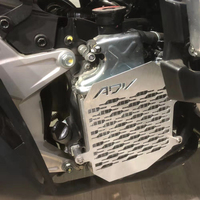 motorcycle accessories MOTORIST Motorcycle Accessories Radiator For ADV 150 adv150 2019 2020 Grille Guard Cover Protector water tank protection grill (5)