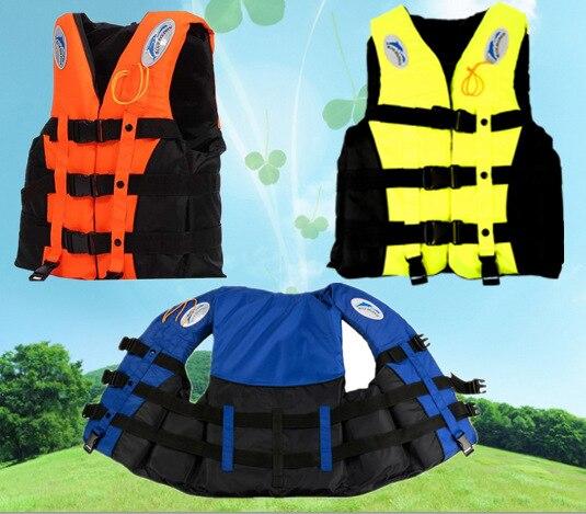 Ce Adult Kids Life Jacket Drifting Snorkeling Fu Li Yi Swimming Life Jacket Fishing Life Jacket