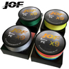Super best JOF Braided Fishing Line 9 Strands 500M 300M 100M Fishing Lines cb5feb1b7314637725a2e7: Green|Grey|Multicolor|Yellow
