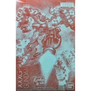 Image 2 - Bandai Mg 1/100 Pb in Edizione Limitata Gundam Heavyarms Custom XXXG 01H2 Braccia Cusutom Effetti Action Figure Modello di Modifica