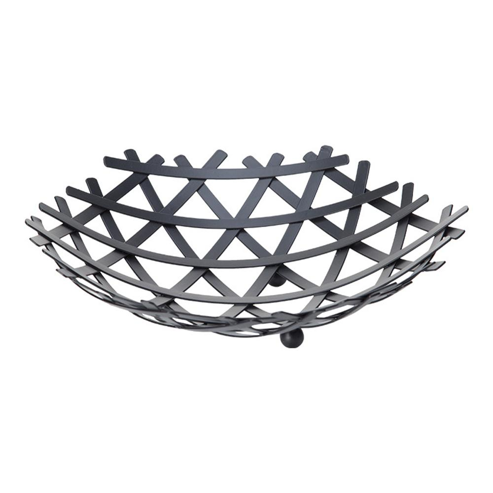 Modern Bird Nest Design Fruit Basket Bowl Decorative Display Fill It with Fresh Seasonal Fruit and Admire As A Table