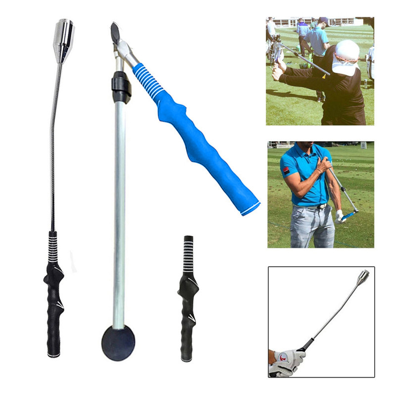 NEW Winter Golf Swing Trainer Training Grip Correct Hand Position Outdoor Training Tool Training Aids Dropship