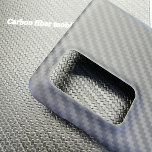 Image 2 - Sợi Carbon Ốp Lưng Điện Thoại Huawei P40pro Huawei P40 Mỏng Và Nhẹ Thuộc Tính Aramid Chất Liệu Sợi Ốp Lưng