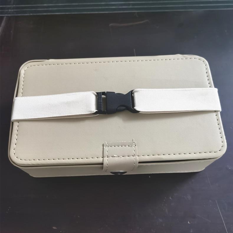 Caixa de papel para pendurar retângulo de