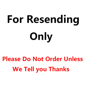 For Resending Only (Please Do Not Order Unless We Tell You Thanks) image