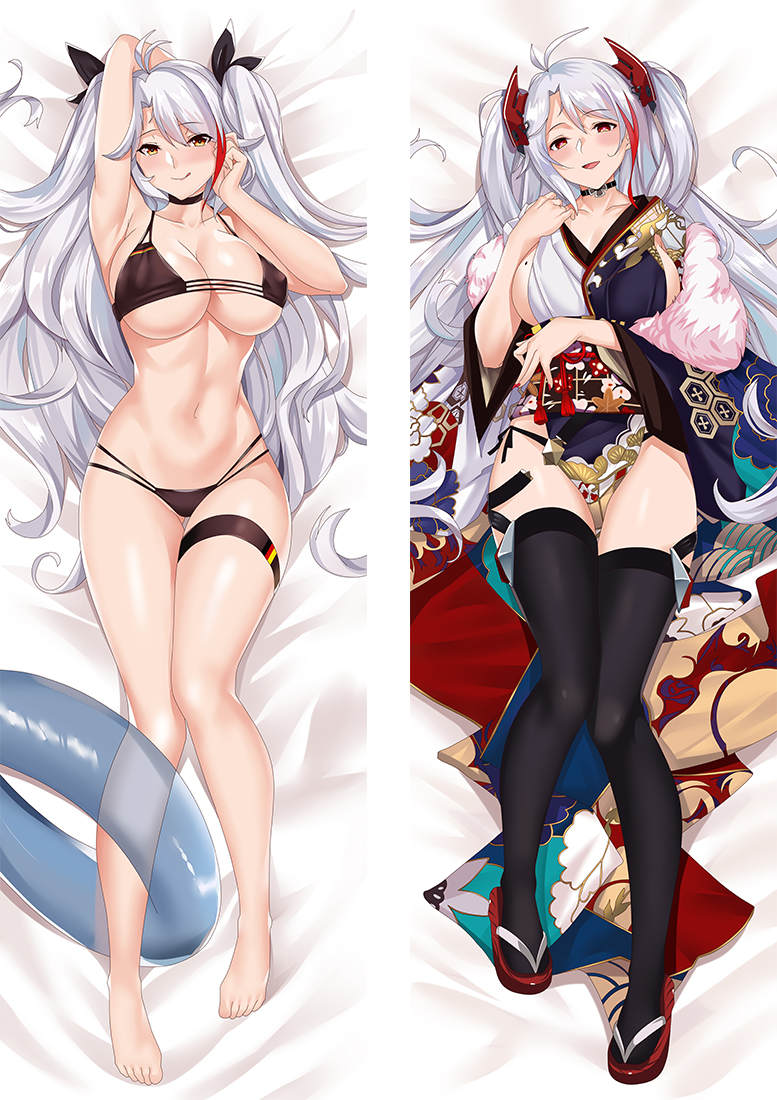 Prinz Eugen Azur Lane Body Pillowcase Bilan Hangxian Sexy Girl Noshiro Pillow Cover Dakimakura