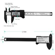 Measuring-Tool Digital External-Diameter Display Traveling-Scale Plastic Electronic 0-100mm