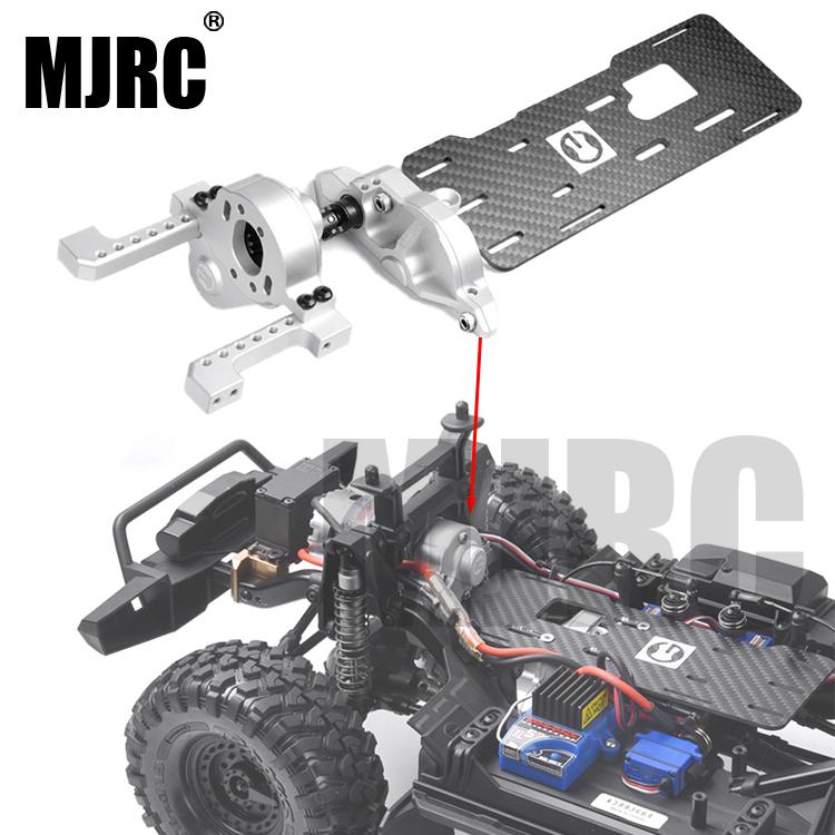Upgrate Part Front Motor Front Gear Box FF Pre-Transmission Kit Traxxas TRX-4 DEFENDER BRONCO TACTICAL TRX4 Servo Motor Front