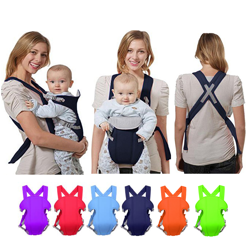 Baby Front Facing Baby Carrier Infant Comfortable Adjustable Ergonomic Baby Carriers Backpacks Sling Kangaroo Safety Wrap