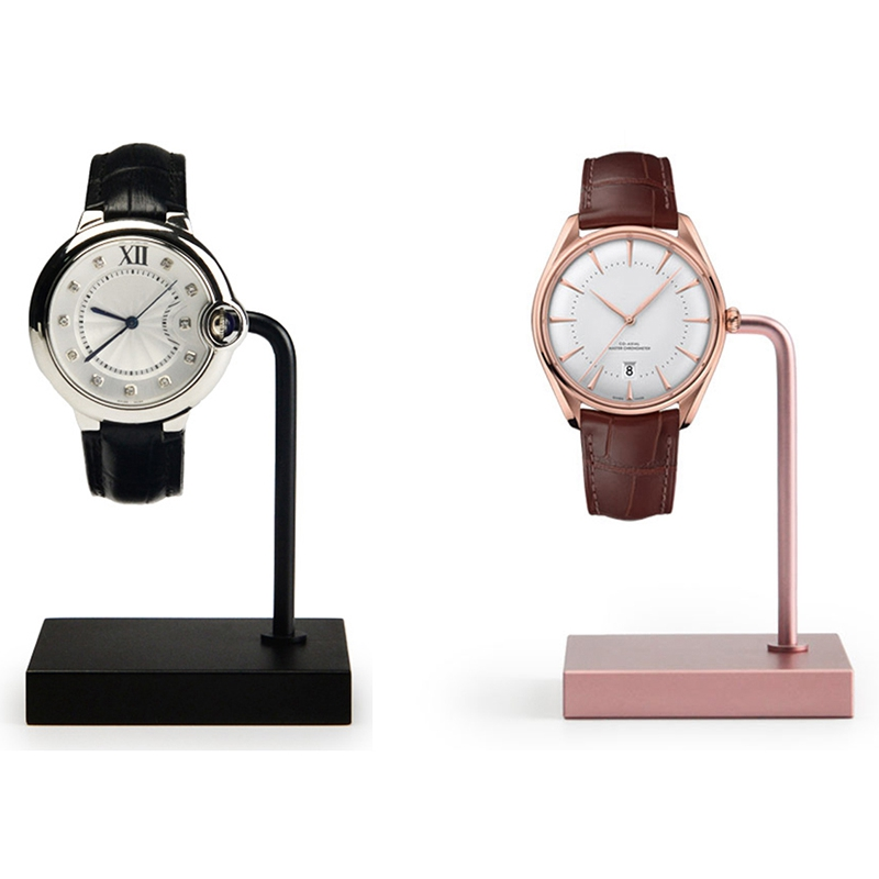 Fanxi New Metal & Acrylic Watch Display Holder Jewelry Display Stand Watch Organizer For Jewelry Packaging Exhibition Jewelry