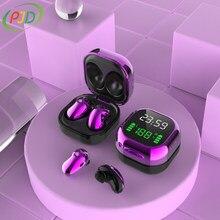 S6 Plus tws bezprzewodowy zestaw słuchawkowy Bluetooth 5.1 wyświetlacz LED radio HiFi 9D dźwięk sport wodoodporne słuchawki douszne słuchawki do telefonów