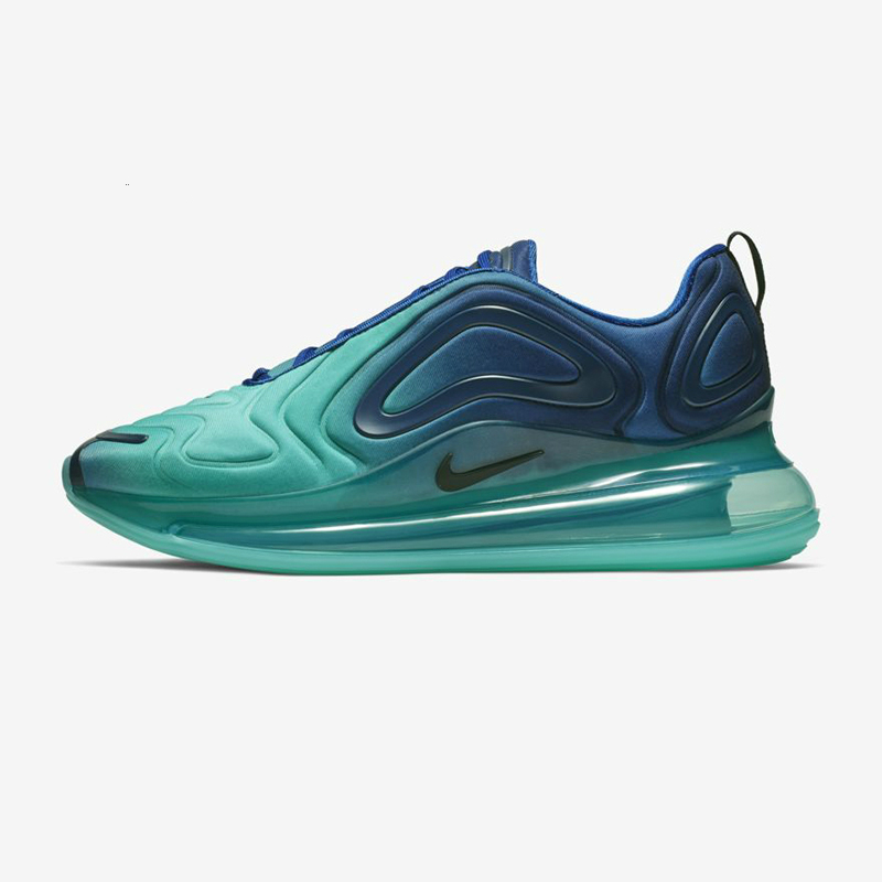 Original Authentic 2019 New Nike Air Max 720 Men's Running Shoes Sneakers Breathable Outdoor Sports Designer Athletic AO2924-400