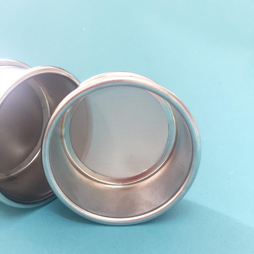 Test Sieve 304 SUS Filter Mesh Chroming Frame Laboratory Standard Sieve Sampling Inspection Pharmacopeia Sieve R6cm 12-200 Mesh