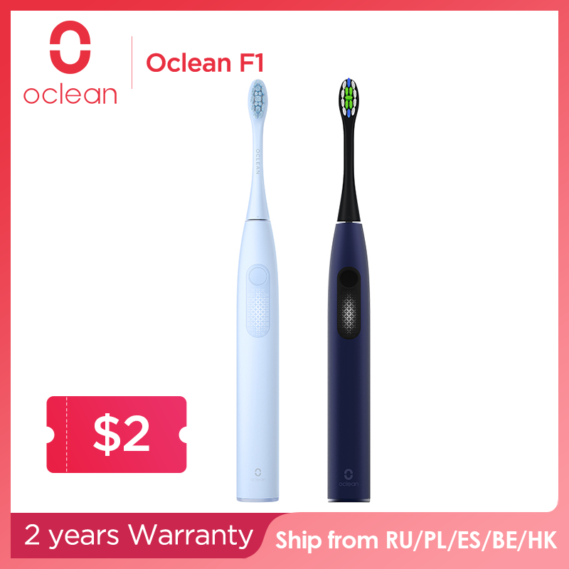 Oclean F1 Sonic Electric Toothbrush USB Fast Charging 30 Days Battery Life Adult Ultrasonic Tooth Brush