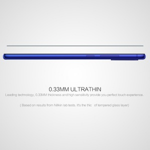 Image 5 - Voor Xiaomi Mi CC9E CC9 9E Mi A3 Glas NILLKIN Verbazingwekkende 9H Screen Protector voor Xiaomi Mi 9 Lite Gehard Glas