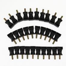 Scjyrxs 30 шт вторичный воздушный насос резиновый фиксированный