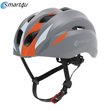 NEW Smart Cycling Helmet Bike Ultralight Bluetooth helmet Integrally-molded Road Bicycle MTB Music Helmet Safe Men Women 58-62cm