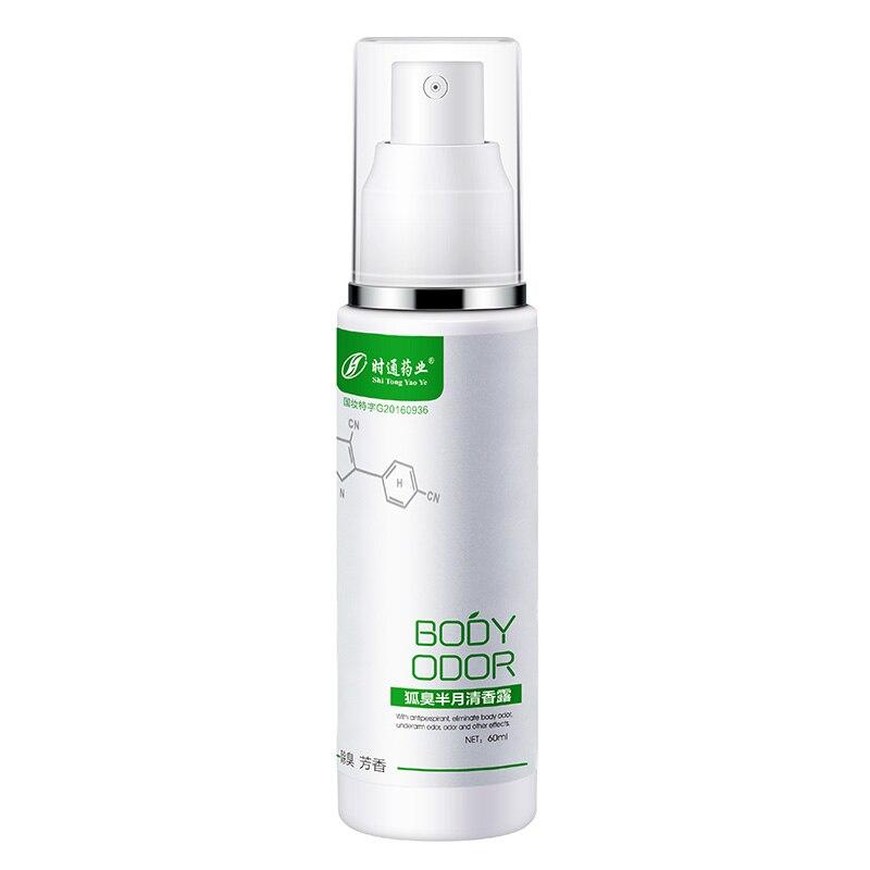 Antiperspirant Cleaner Deodorant Spray Liquid Personal Care Anti-Sweat Spray Children Family Use*s