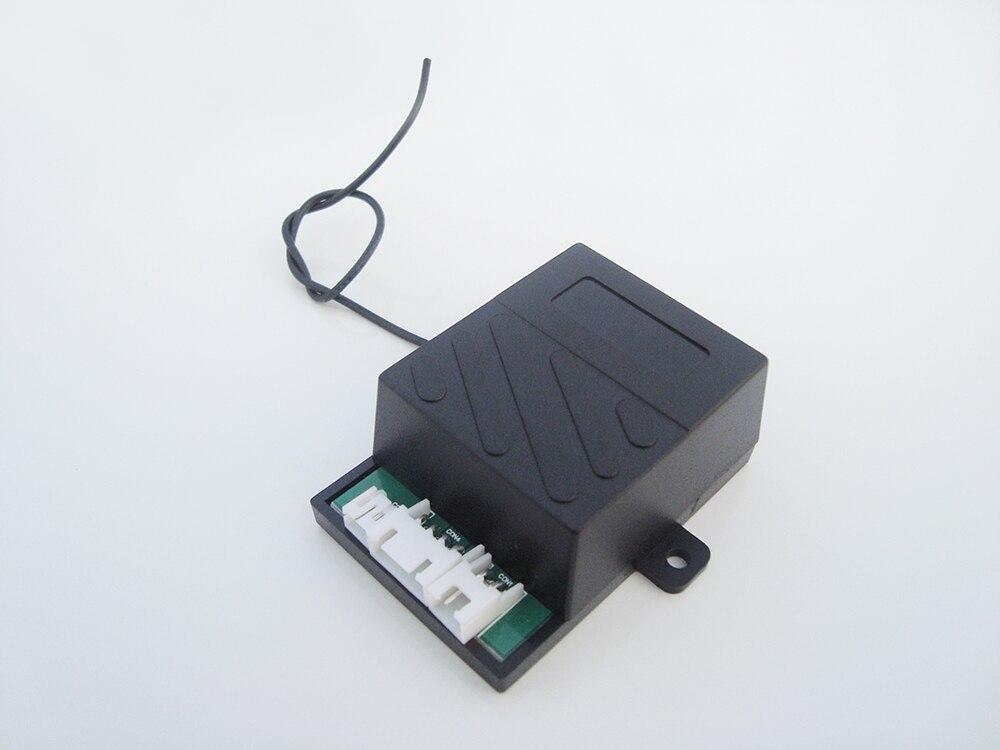 Univeral mobiliario Laserline coche alarma 815-02 con sensor de microondas añadir en