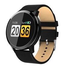 Fashion Q8 Smart Watch Men Women Waterproof Smartwatch Blood Pressure Heart Rate Fitness Tracker Smart Bracelet For IOS Andriod цена и фото