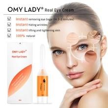 лучшая цена Eye Cream Instant Remove Eyebags Firming Eye Anti Puffiness Dark Circles Under Eye Anti Wrinkle Anti Age Eye Care Eye Cream